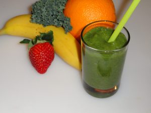 smoothie and your teeth