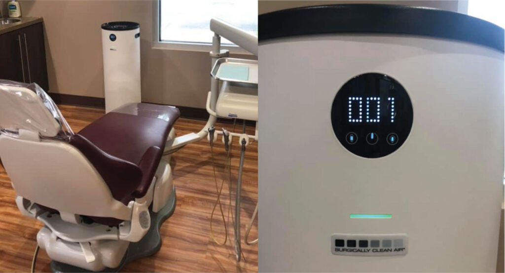 Surgical Air Purifier