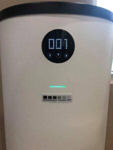 Surgically Clean Air hospital-grade air purifiers!